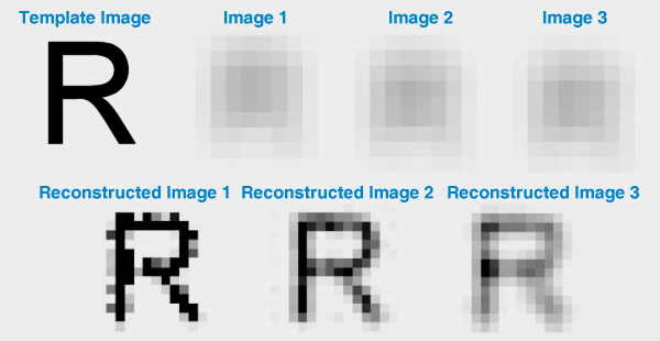 Subpixel Reconstruction